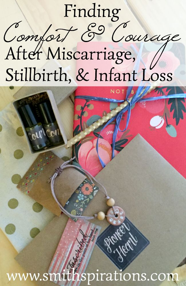 Finding Comfort & Courage After Miscarriage, Stillbirth, and Infant Loss