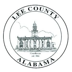 lee county Alabama Seal