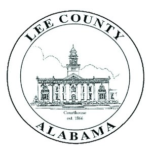 lee county Alabama Seal