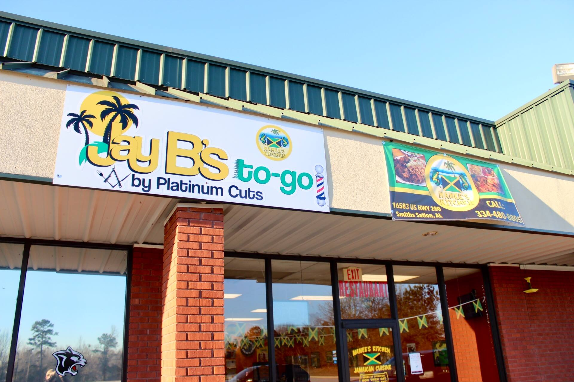 Mamee's Kitchen Authentic Jamaican Cuisine and Catering and Jay B's To-Go by Platinum Cuts