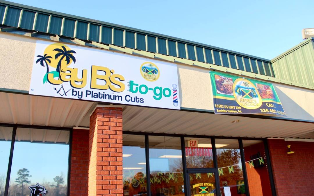 Businesses of the Month – Mamee's Kitchen Authentic Jamaican Cuisine and Catering and Jay B's To-Go by Platinum Cuts