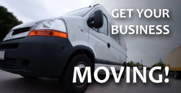 Get your business moving