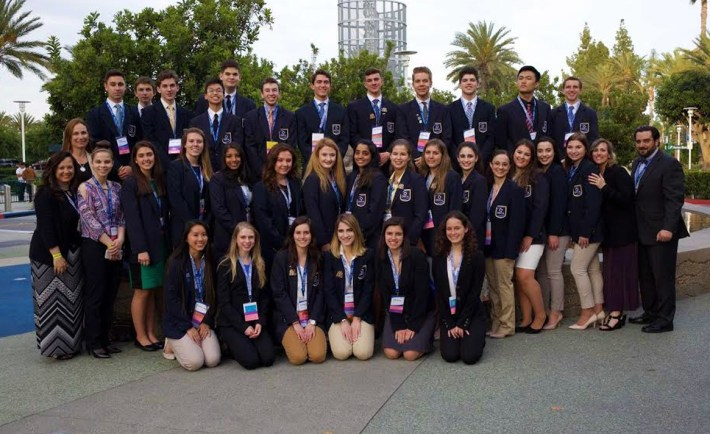 DECA International Career Conference