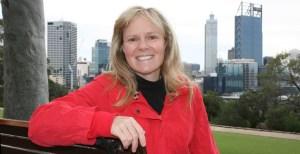 Shauna McGee Kinney at Kings Park, Western Australia