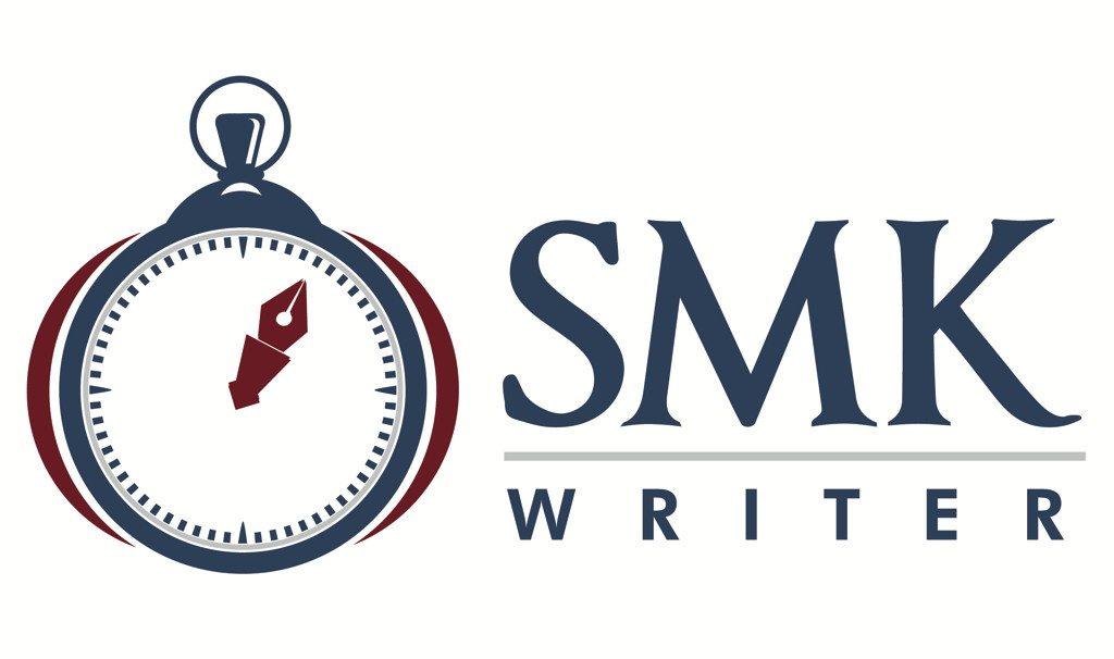 SMK Writer logo Shauna McGee Kinney Writer
