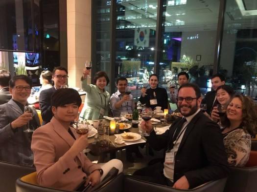 Rotary Mulit-Club Dinner Seoul 2017