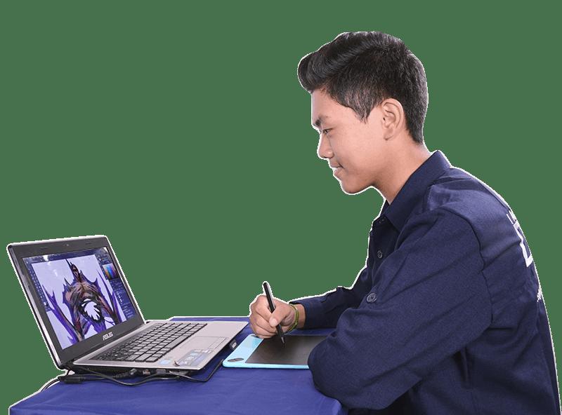 Desain Komunikasi Visual SMK Cor Jesu Malang