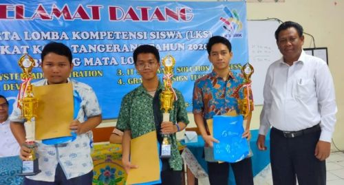 juara lks it software 2020