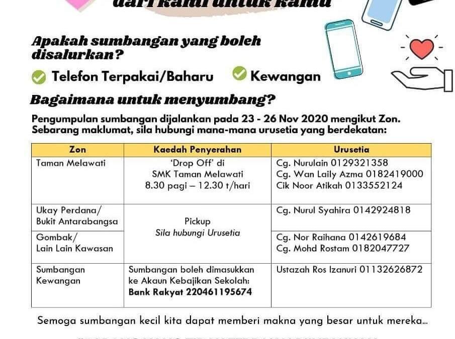 Projek Telefon Kasih