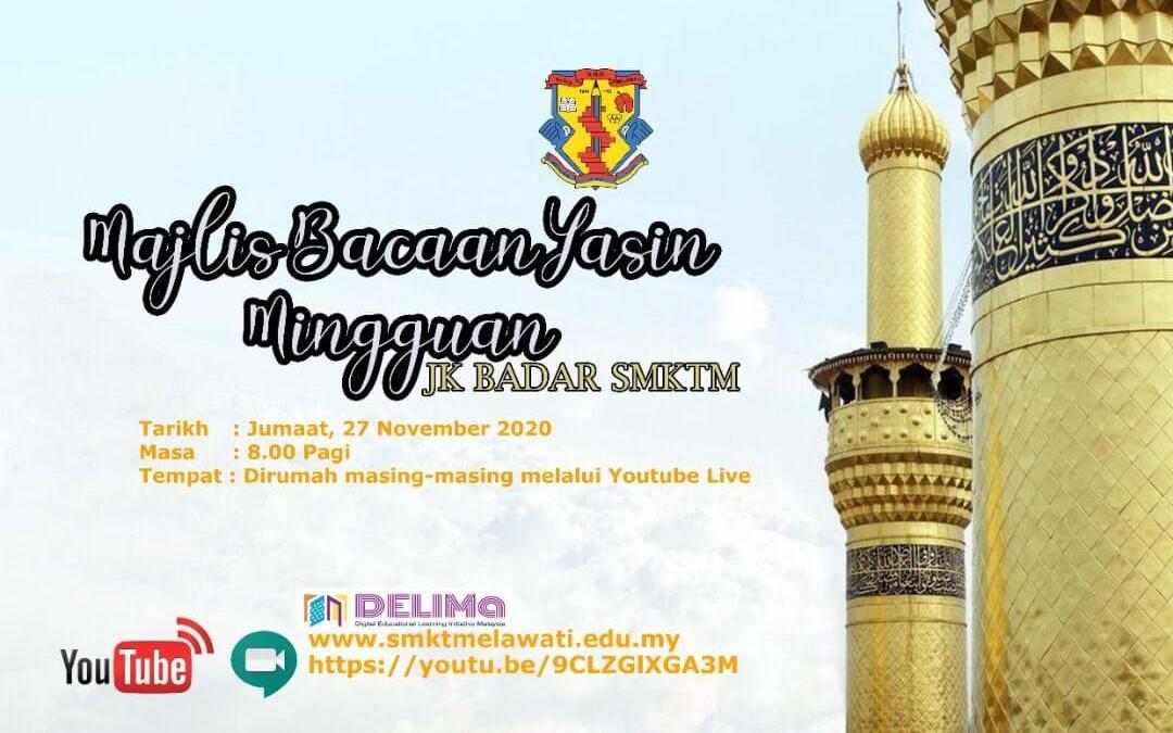 """""""Majlis Bacaan Yasin Dan Doa selamat"""" on YouTube"""