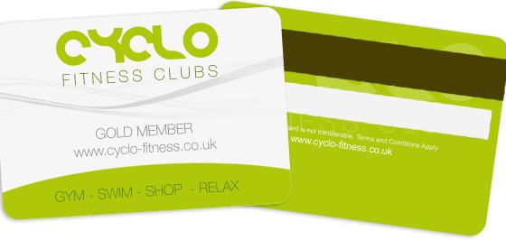 Membership card printing