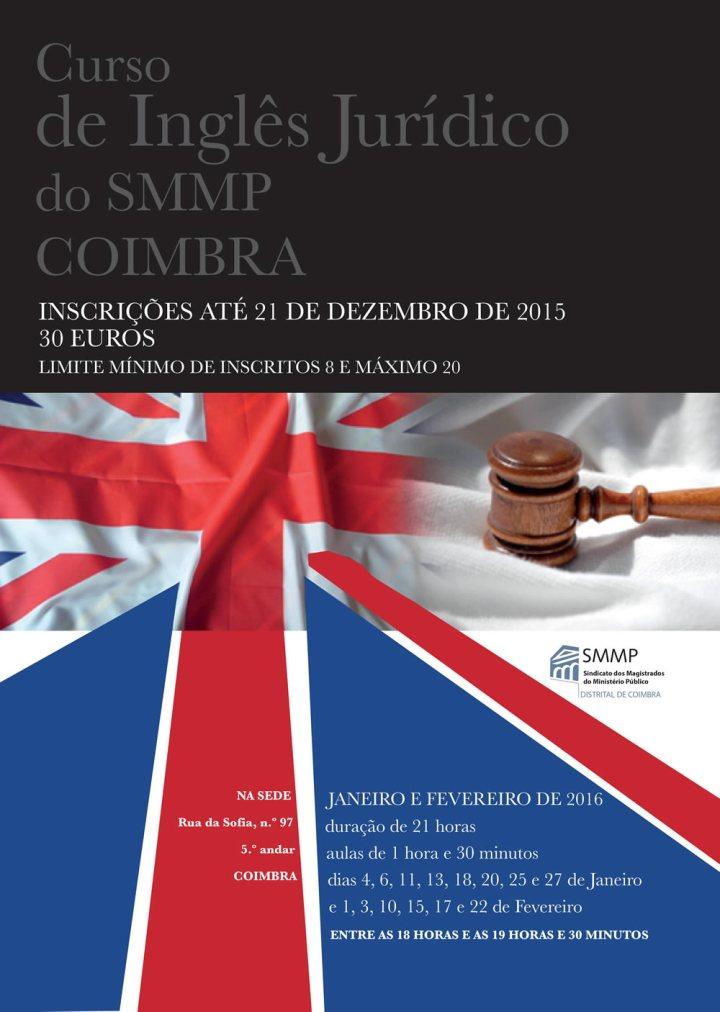 Curso de Inglês Jurídico
