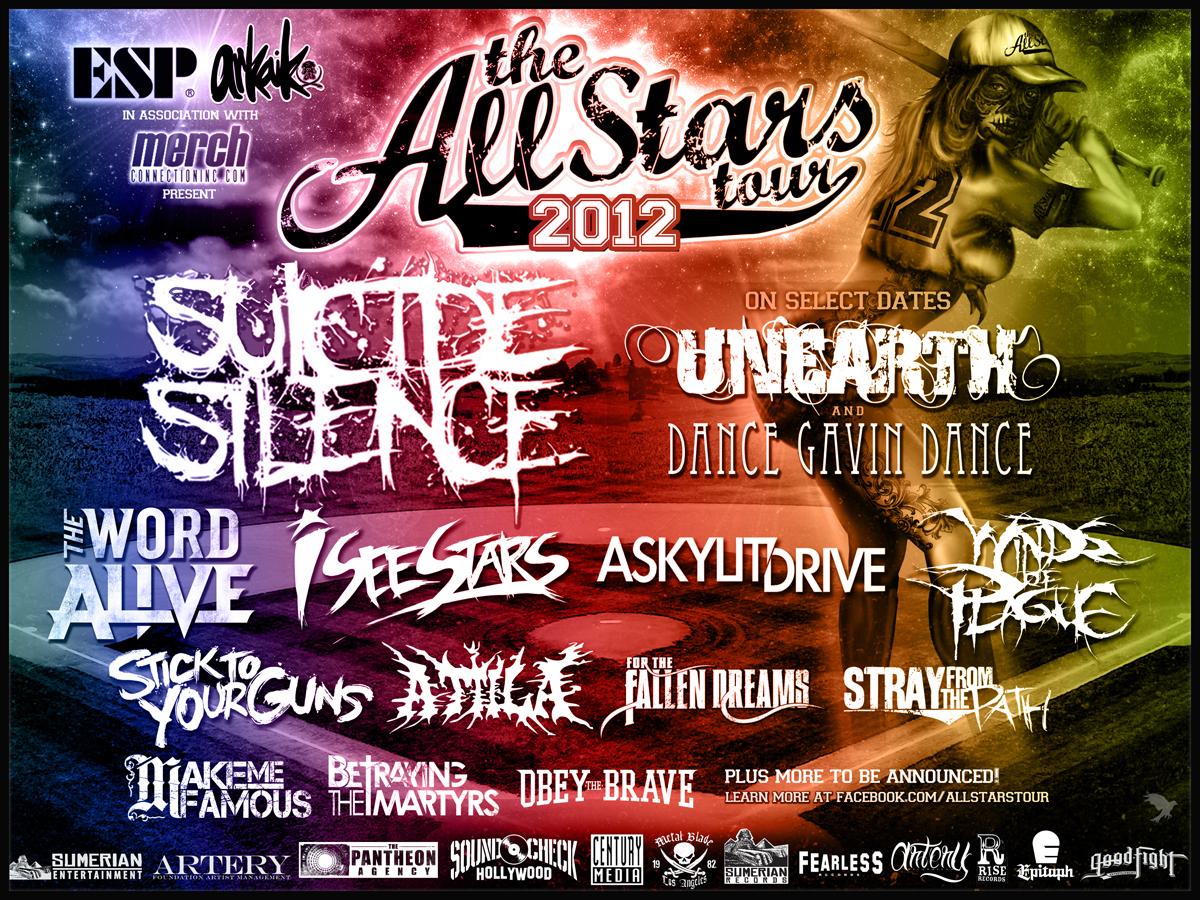 All Stars Tour 2012