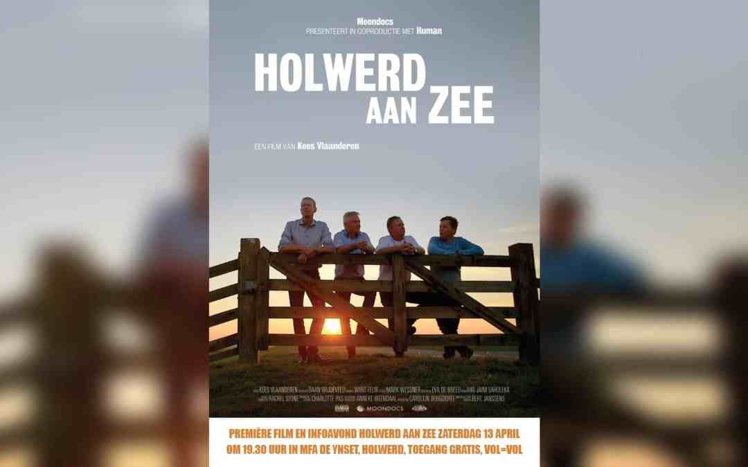 Documentary Holwerd aan Zee is an ode to daring to think big