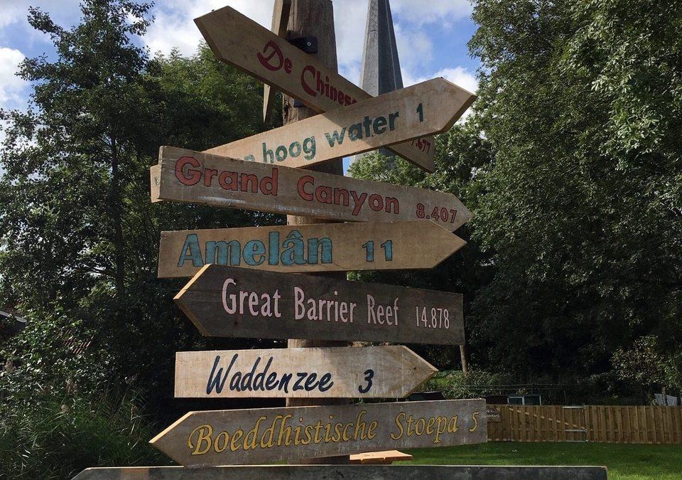 Smoek Plakje, hét toeristische centrum van de wereld….
