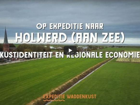 Expeditie Waddenkust over Holwerd aan Zee