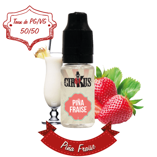 Pina Fraise-Authentic Cirkus