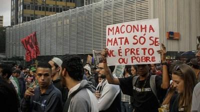 legalizacao da maconha e fim da pm p3 Literatura Sativa: A Festa Continua