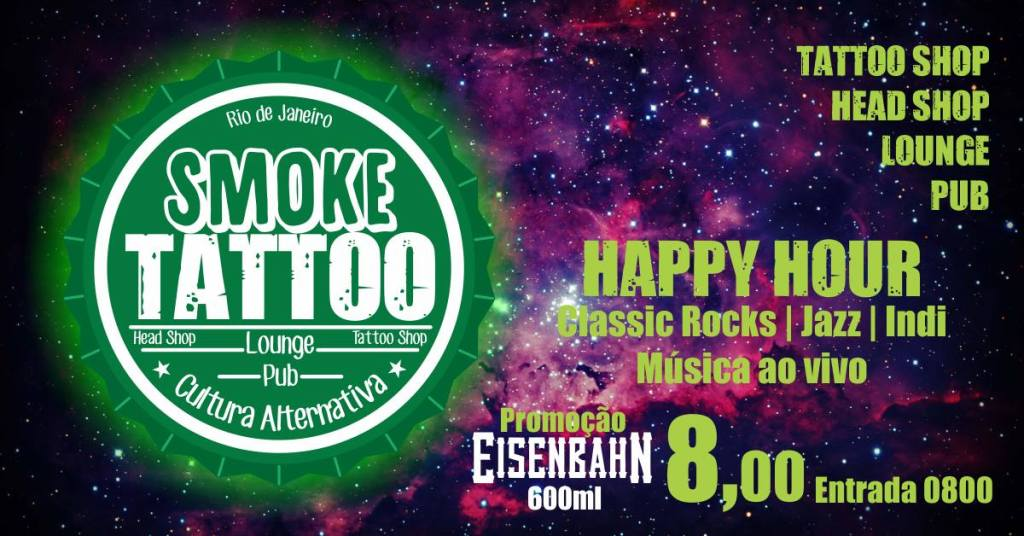 smoke tattoo loung parceira smoke buddies 1024x536 Dia da Maconha vira uma Black Friday fora de época