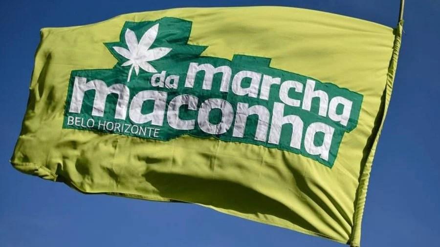 marcha da maconha belo horizonte Marcha da Maconha reúne milhares de pessoas em BH