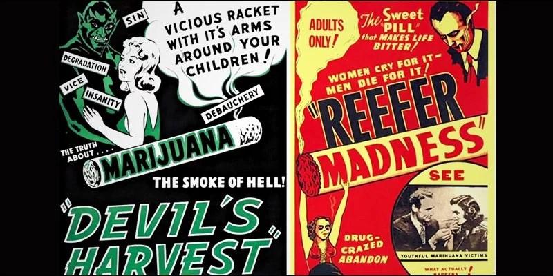 reefer madness marijuana álcool porta de entrada Baseado em fatos raciais: doc. da Netflix aborda legalização da maconha e reparação racial