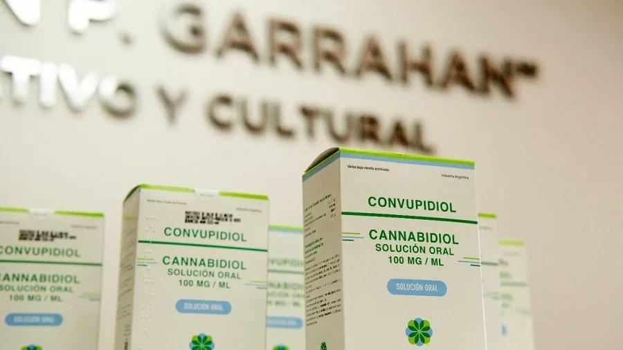 convupidiol Argentina faz primeira entrega de cannabis medicinal a pacientes da rede pública