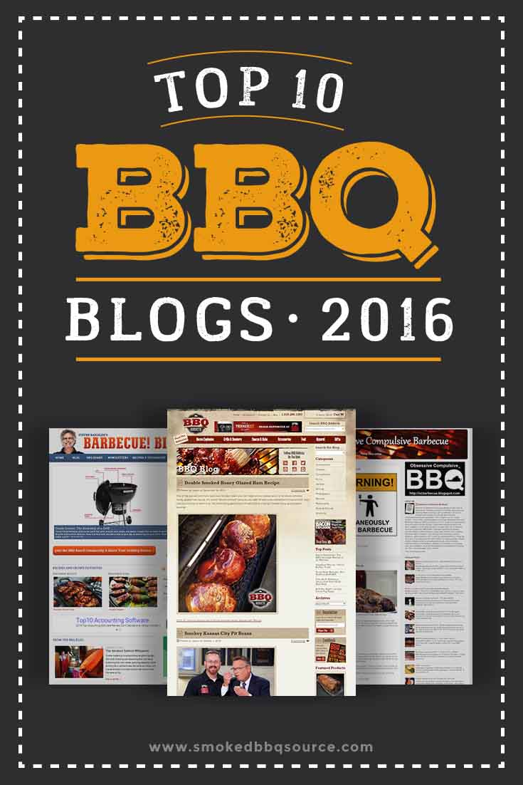 It can be surprisingly hard to find the best BBQ blogs. This list includes a wide range of BBQ and smoking blogs from around the net.