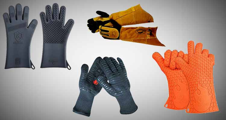 Best insulated BBQ Gloves guide 2017