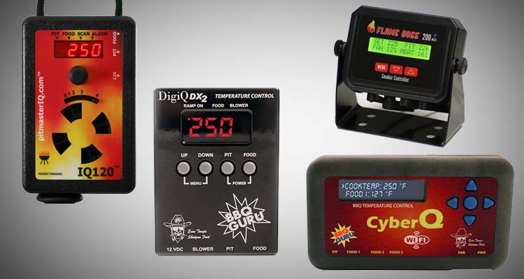 The best barbecue automatic temperature controllers