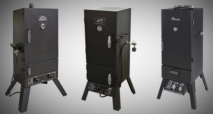 Best gas smokers under 400