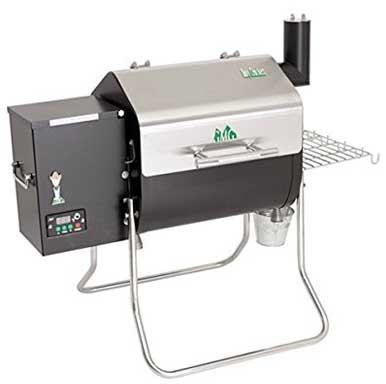 Green Mountain Davy Crockett portable pellet grill