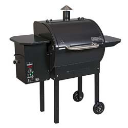 Camp chef pg24 pellet grill smoker combo