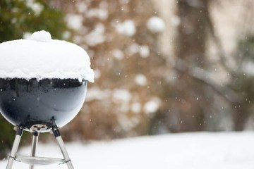 Cold weather smoking tips