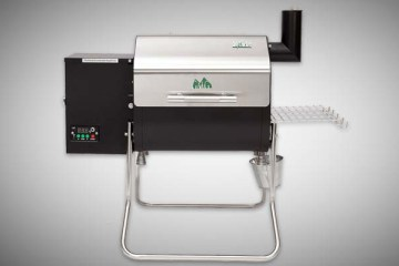 Davy Crockett Pellet Grill Review