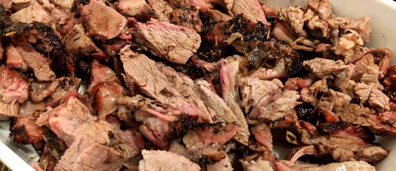 Smoked Lamb Shoulder Recipe Smoked Bbq Source