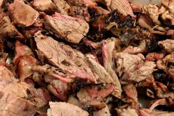 smoked lamb shoulder recipe