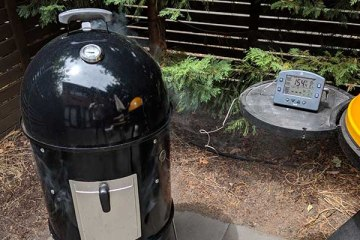 Operating Weber Smokey Mountain