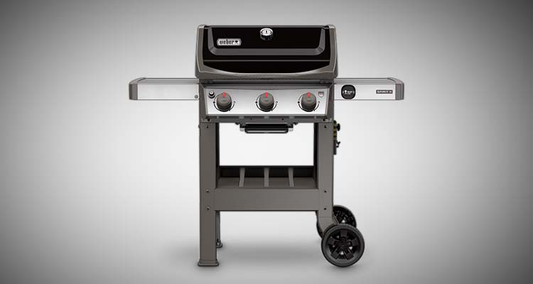 Weber Spirit E310 Ii Gas Grill Review Smoked Bbq Source