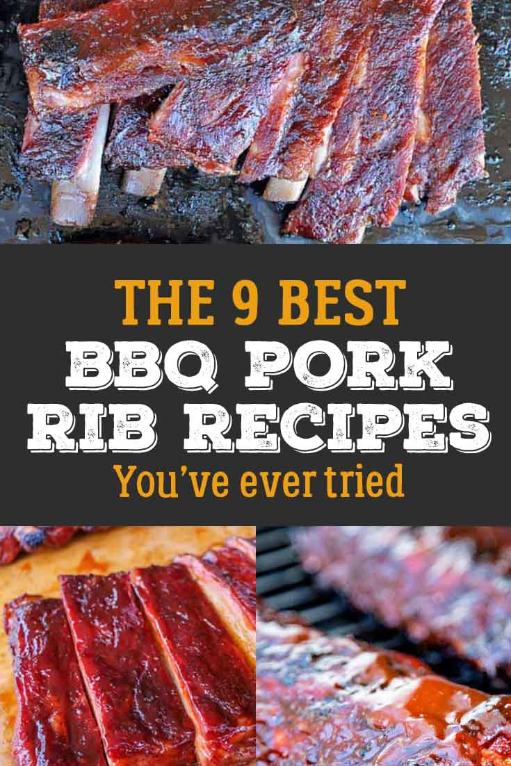 Whether you like your pork ribs smokey, sweet, tangy or somewhere in between, you'll find an amazing recipe in this list of the best ways to prepare and cook smoked pork ribs.