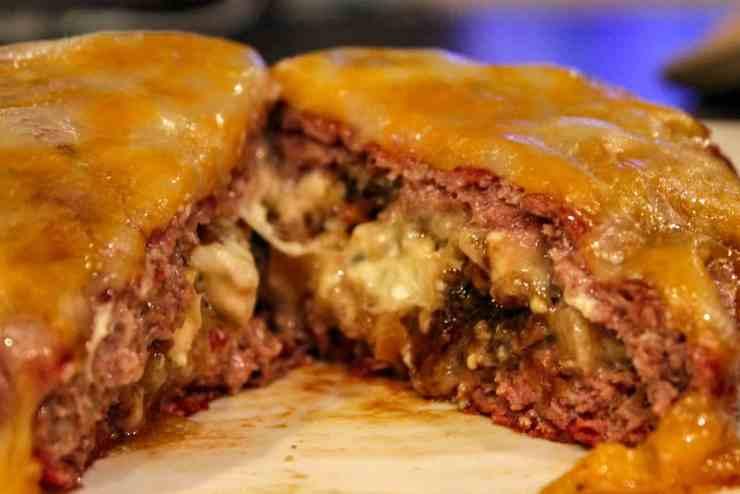 how to make juicy burgers