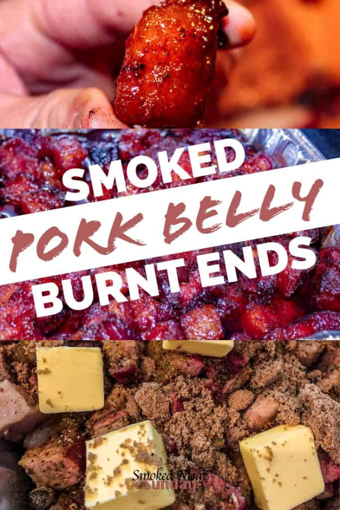 Smoked Pork Belly Burnt Ends Recipe - barbecue - best recipe for burnt ends - Traeger recipes