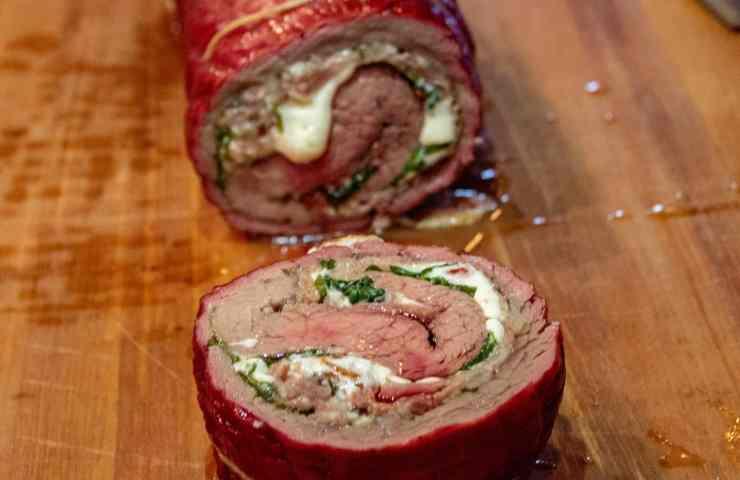Flank Steak Roll-Ups