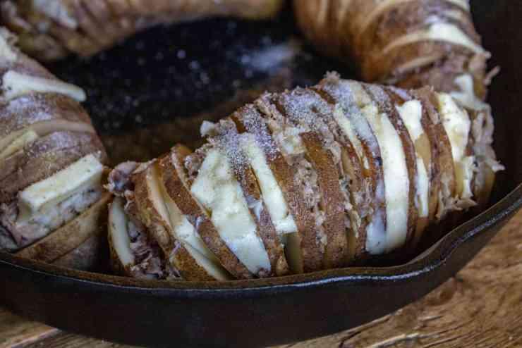 smoked hasselback potatoes recipe (3 of 5)