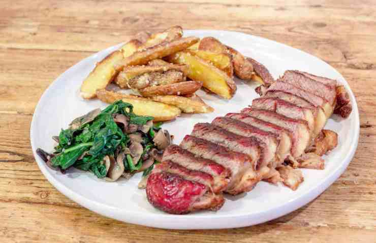 New York Strip from Crowd Cow
