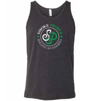 Black – Smoke Proper Tank top