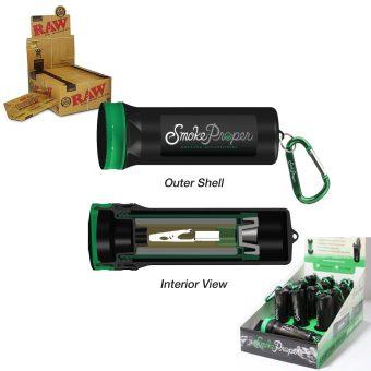 Wholesale - Smoke Proper rolling kit