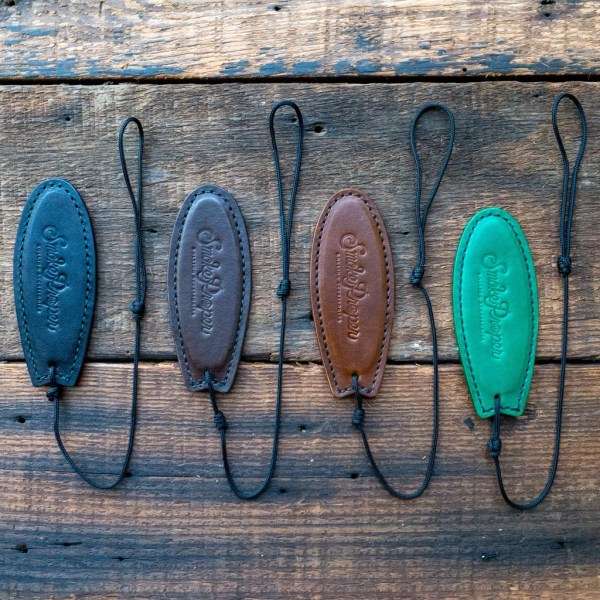 Leather Surf Boards by Smoke Proper