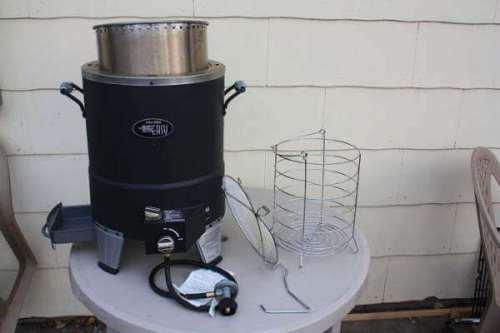 Less Oil Easy Cooker Big