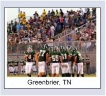 Greenbrier town