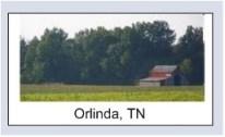 Orlinda town
